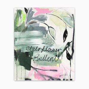 Elderflower Bellini (Abstract painting) 2020
