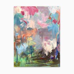Alles angezündet (Abstrakte Malerei) 2019