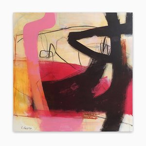 Relation 1 (Abstract painting) 2015