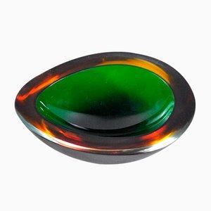 Murano Glass Vide-Poche, 1960s