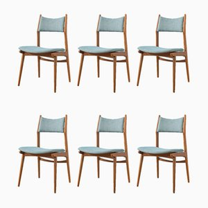 Dining Chairs from Habeo, 1950s, Set of 6