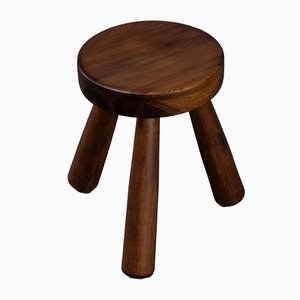 Swedish Stool by Ingvar Hildingsson, 1970s