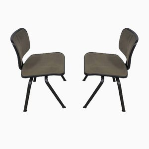 Italian Desk Chairs from Olivetti Synthesis, 1960s, Set of 2