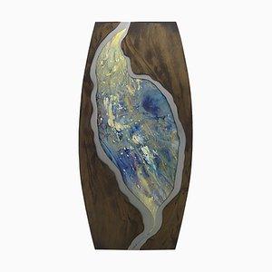 Metall Stratum Wandskulptur von Curtis Jere, 2006