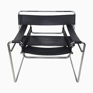 Vintage Wassily Stuhl von Marcel Breuer für Knoll International