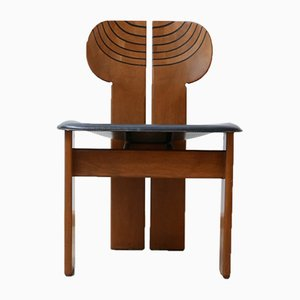 Africa Side Chair by Tobia & Afra Scarpa for AWA Meubelfabriek , 1970s
