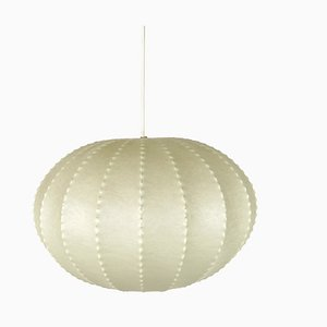 Mid-Century Cocoon Pendant Lamp by Achille & Pier Giacomo Castiglioni for Flos