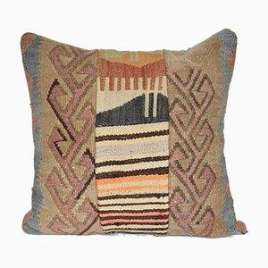Vintage Kilim Patchwork Kilim Cushion Cover