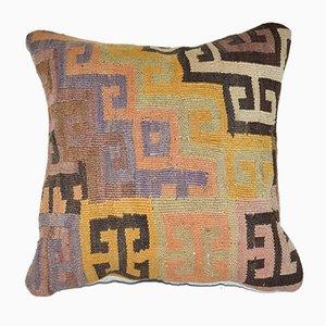 Turkish Kars Kilim Cushion Cover
