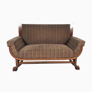 Art Deco Sofa, 1940s