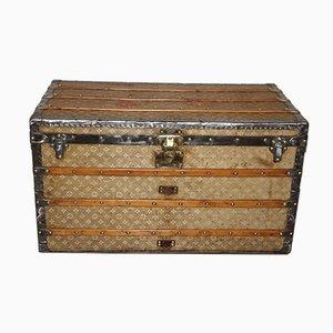 Coffre Courrier en Tissu Antique de Louis Vuitton