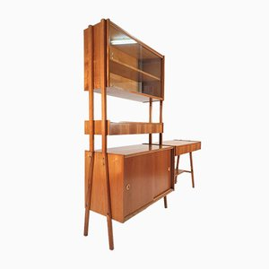 Cabinets by František Jirák, 1970s, Set of 3