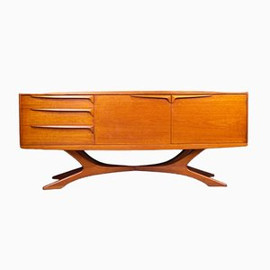 Teak Sideboard by Val Rossi for Beithcraft, 1970s