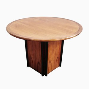 Mid-Century Round Dining Table from FOC