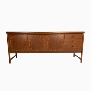 Circle Sideboard from Nathan, 1960s