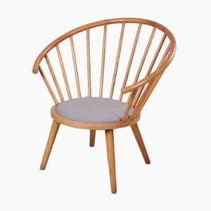 Japanese Akita Mokko Lounge Chair, 1960s