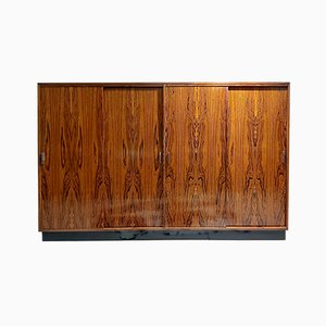 Rosewood Wardrobe by Alfred Hendrickx for Belform, 1970s