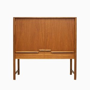 Mid-Century Teak Drinks Cabinet or Sideboard from Mcintosh, 1960s