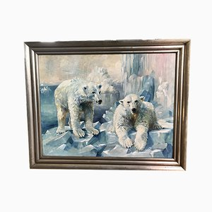 Polar Bears Painting, 1932