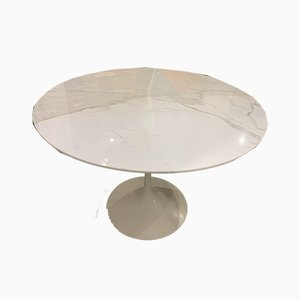 Marble Dining Table by Eero Saarinen for Knoll Inc. / Knoll International, 1970s