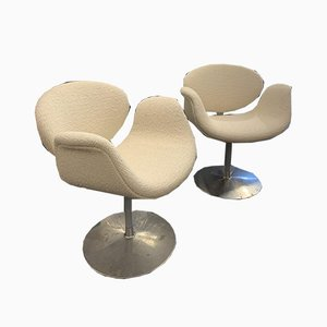 Tulip Lounge Chairs by Pierre Paulin, 1960s, Set of 2