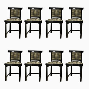 Vintage Dining Chairs from Mundus, Set of 8