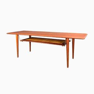 Table Basse FD 516 par Peter Hvidt & Orla Mølgaard-Nielsen pour France & Son, Danemark, 1960s