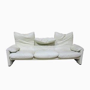 Maralunga Sofa by Vico Magistretti for Cassina, 1990s