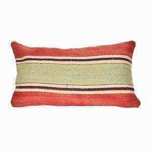Handmade Turkish Organic Kilim Cushion Cover