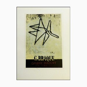 Georges Braque (after) , Galerie Maeght, 1959 , Lithograph