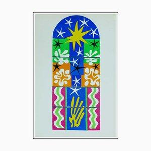 Henri Matisse (d'après) , Nuit De Noël, 1958 , lithograph