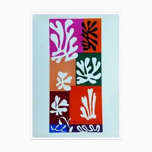 Henri Matisse (after) , Souvenir from Oceania, 1958 , Lithograph