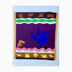 Henri Matisse (after) , Le Toboggan, 1947, Lithograph
