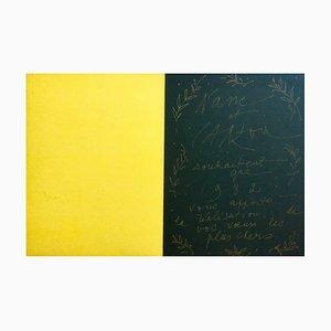 Jean Carzou, Lithografie, 1981