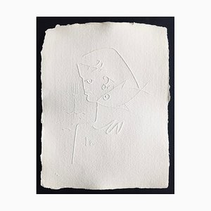 Jean Cocteau (after) , Untitled I, 1960 , Embossing
