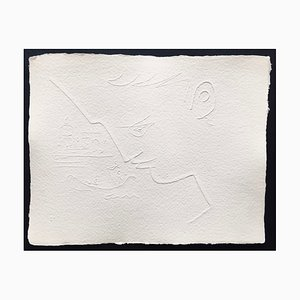 Jean Cocteau (after) , Untitled Ii, 1960 , Embossing