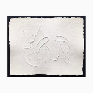 Jean Cocteau (after) , Untitled Xiii, 1961 , Signed Embossing