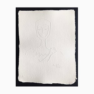 Jean Cocteau (after) , Untitled Xvii, 1960 , Signed Embossing