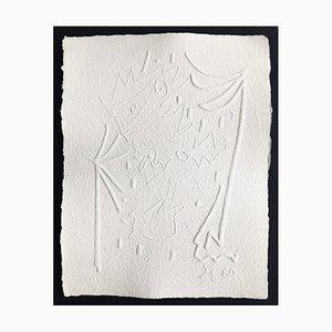 Jean Cocteau (nachher), Ohne Titel Xxviii, 1960, Signierte Prägung