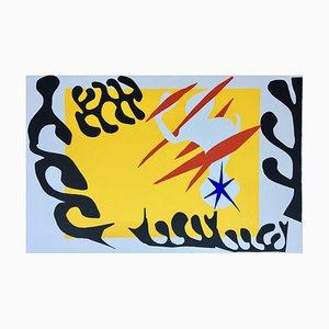 Henri Matisse (after) , Le Cauchemar De L'éléphant Blanc, 1947, Lithograph