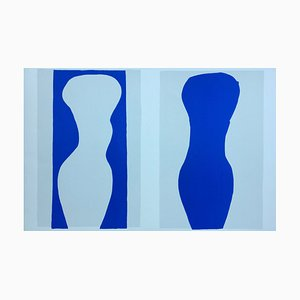 Henri Matisse (after) , Formes, 1947, Lithograph