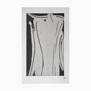 Olivier Debre , ''untitled'', 1994, Original Signed Etching