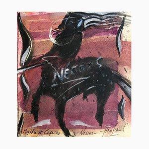 Hastaire , Nessos I, 1993 , Signed Mixed Media