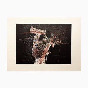 Cesar , Centaure, Hommage À Picasso , 1985 , Set 8 Offset Prints