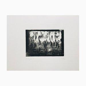 Philippe Cognee , Casablanca Ix, 2003 , Original Signed Lithograph