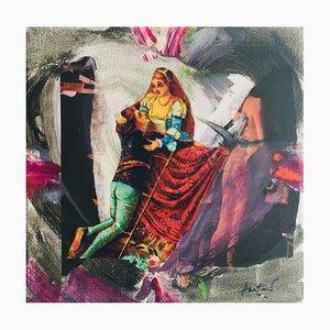 Hastaire, Romeo and Juliet XXVIII, 2009, Mixed Media on Canvas