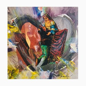 Hastaire, Romeo and Juliet XXXII, 2009, Mixed Media on Canvas
