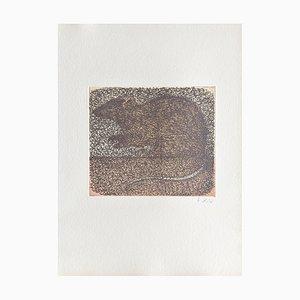 François-Xavier LaLanne, the Rat, 2003, Lithograph