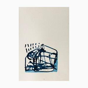 Jan Voss, Sans-titre, 2019, Ink Drawing