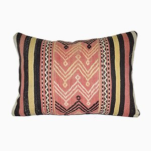 Vintage Striped Turkish Cushion Cover